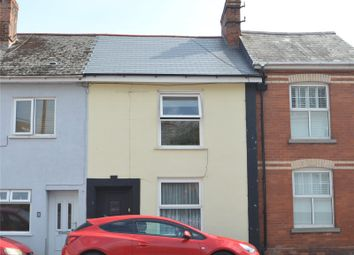 Thumbnail 3 bed terraced house for sale in Pound Square, Cullompton, Devon