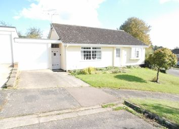 Thumbnail 3 bedroom detached bungalow for sale in Beaumont Way, Stowmarket