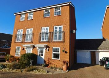 Thumbnail 4 bed town house for sale in Orion Avenue, Gosport