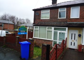 Thumbnail 3 bedroom semi-detached house to rent in Kearsley Road, Crumpsall, Manchester