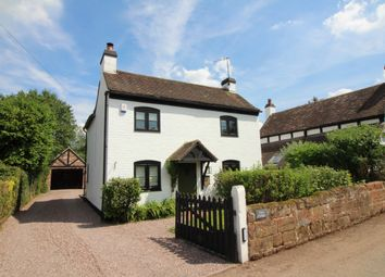 Thumbnail 3 bed detached house for sale in Dark Lane, Sytchampton, Nr Ombersley