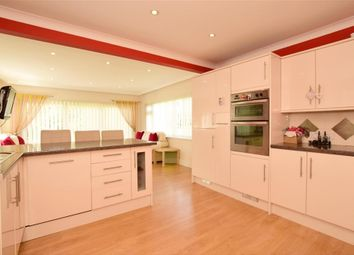 Thumbnail 4 bedroom bungalow for sale in Bramber Avenue, Peacehaven, East Sussex