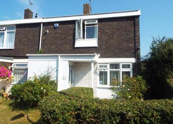 Thumbnail 2 bed end terrace house for sale in Boytons, Basildon