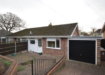 Thumbnail 2 bed semi-detached bungalow for sale in Hillside Close, Thorpe St Andrew, Norwich, Norfolk