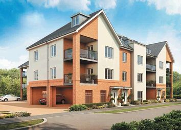 Thumbnail 2 bed flat for sale in Beaufort Place, Crawley