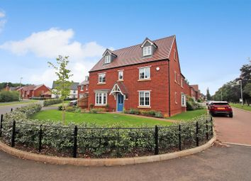 6 bed detached house for sale in Florentine Avenue, Barlaston, Stoke-On-Trent ST12