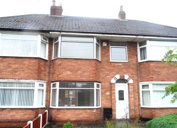 Thumbnail 3 bedroom terraced house for sale in Crofton Avenue, Blackpool