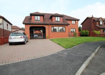 Thumbnail 5 bed detached house for sale in Lashley Grove, Overtown, Wishaw