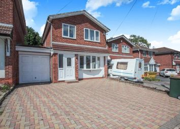 Thumbnail 3 bedroom detached house for sale in Elmhurst Road, Longford, Coventry, West Midlands