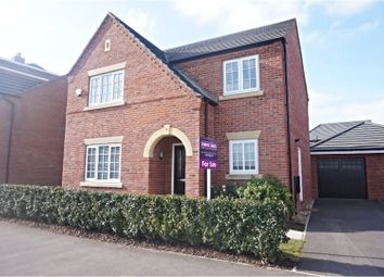 Thumbnail 4 bed detached house for sale in Wharford Lane, Sandymoor, Runcorn