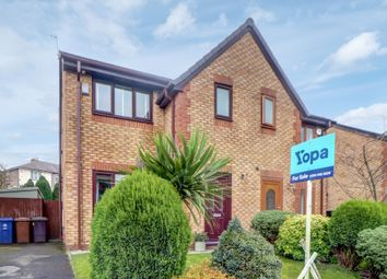 3 bed semi-detached house for sale in Simpson Street, Hapton, Burnley BB12