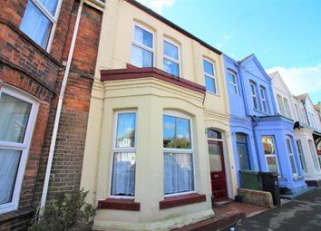 Thumbnail 4 bedroom terraced house for sale in Cassiobury Road, Weymouth, Dorset