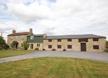 Thumbnail 4 bed detached house for sale in Downham Road, Ely