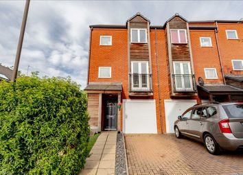 Thumbnail 4 bed town house for sale in Maigno Way, Wolverton, Milton Keynes