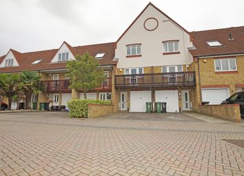 Thumbnail 4 bed town house to rent in Tintagel Way, Port Solent, Portsmouth