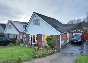 Thumbnail 3 bed detached bungalow for sale in Crymlyn Park, Neath, West Glamorgan