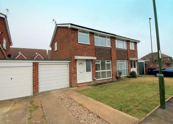 3 bed semi-detached house for sale in Thyme Close, Shoreham-By-Sea BN43