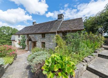 Thumbnail 3 bed detached house for sale in Coedypaen, Usk, Monmouthshire