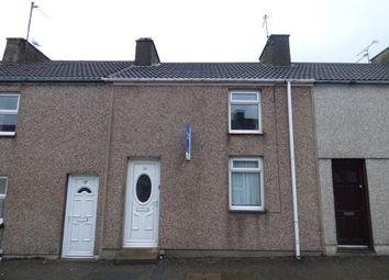 Thumbnail 3 bed terraced house for sale in Kingsland Road, Holyhead, Sir Ynys Mon