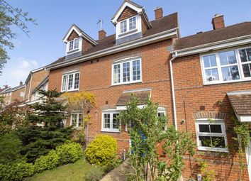 3 bed terraced house for sale in Longmoor Court, Fleet GU51