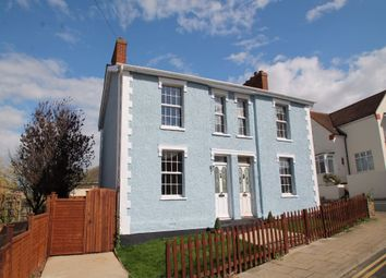 Thumbnail 2 bed semi-detached house for sale in Crescent Road, Walton On The Naze