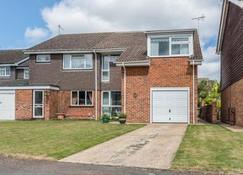 Thumbnail 4 bed semi-detached house for sale in Sawston, Cambridge, Cambridgeshire