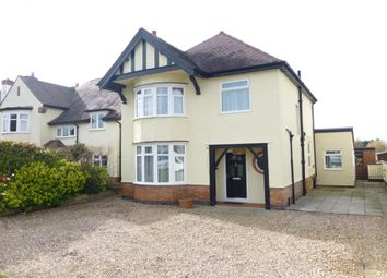 Thumbnail 3 bed detached house for sale in Cheltenham Road, Evesham
