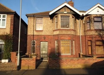 Thumbnail 3 bedroom semi-detached house for sale in King George V Avenue, King's Lynn