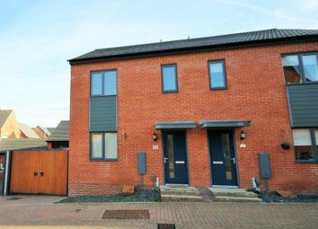 Thumbnail 3 bed semi-detached house to rent in Newdale Halt, Lawley Village, Telford