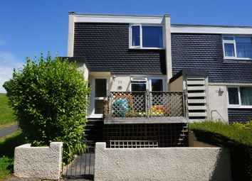 Thumbnail 3 bed end terrace house for sale in Dartmouth Walk, Plymouth