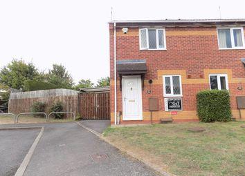 Thumbnail 2 bed semi-detached house for sale in Stourbridge, Stourbridge, West Midlands