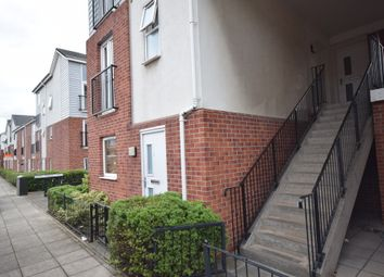 Thumbnail 1 bed flat to rent in Cresswell Road, Hanley, Stoke-On-Trent
