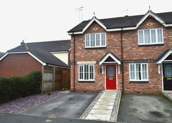 Thumbnail 2 bed property to rent in Hadrian Way, Middlewich