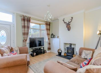 Thumbnail 2 bed end terrace house for sale in Kingsway, Nottingham