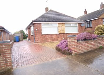Thumbnail Bungalow to rent in Clovelly Rise, Lowestoft