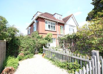 Thumbnail 2 bed flat to rent in Eastbank Road, Brockenhurst
