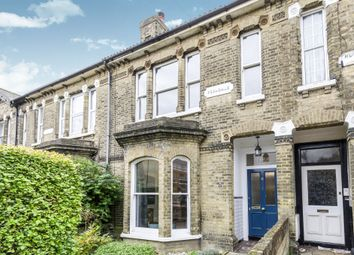 Thumbnail 3 bed terraced house for sale in Carlton Road, Bedford Place, Southampton