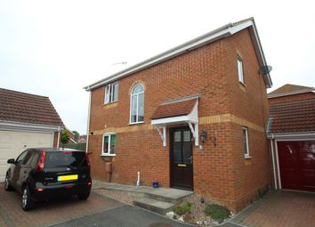 Thumbnail 3 bedroom detached house for sale in Priestly Close, Stowmarket