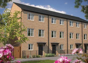 "Thumbnail 3 bed town house for sale in ""The Winchcombe"" at Irthlingborough Road, Wellingborough"