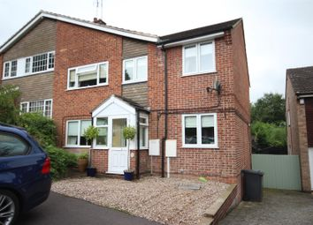 Thumbnail 5 bedroom semi-detached house for sale in Sandown Avenue, Mickleover, Derby