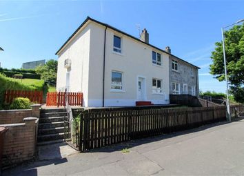 Thumbnail 2 bed flat for sale in Hawthorn Street, Clydebank