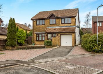 Thumbnail 4 bedroom detached house for sale in Cwrt Cilmeri, Morriston, Swansea