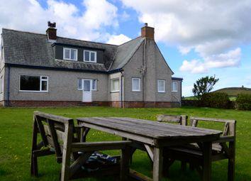 Thumbnail 4 bed detached house for sale in Mynytho, Gwynedd, Pen Llyn, North West Wales