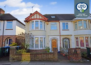 Thumbnail 3 bed end terrace house for sale in Lichfield Road, Cheylesmore, Coventry