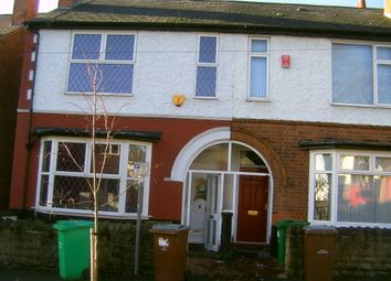 Thumbnail 5 bedroom terraced house to rent in Harrington Drive, Nottingham