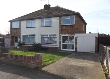 Thumbnail 3 bed property to rent in Arnold Road, Clacton-On-Sea
