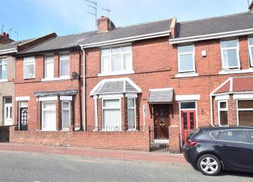 Thumbnail 2 bedroom terraced house for sale in Warwick Terrace, Silksworth, Sunderland