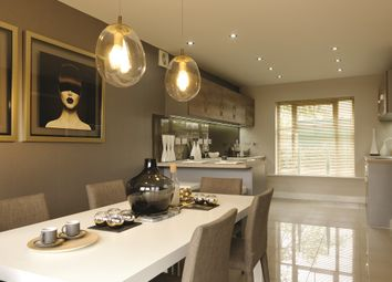 Thumbnail 4 bedroom detached house for sale in The Copenhagen, Resevoir Road, Burton Upon Trent, Staffordshire