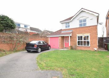 Thumbnail 3 bed detached house to rent in Ward Fall, Hall Green