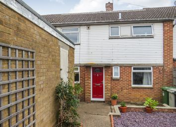 Thumbnail 3 bed terraced house for sale in Grampian Way, Oakham
